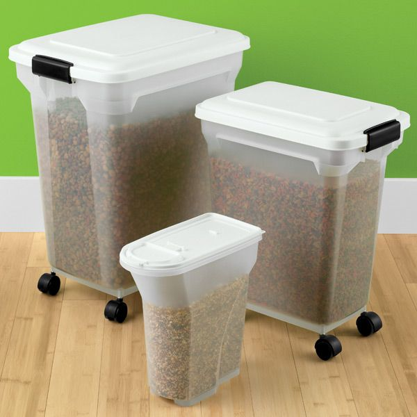 Best 25 Dog Food Storage Container Ideas On Pinterest This Month