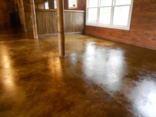 Best Brown Acid Stain All American Decorative Concrete This Month