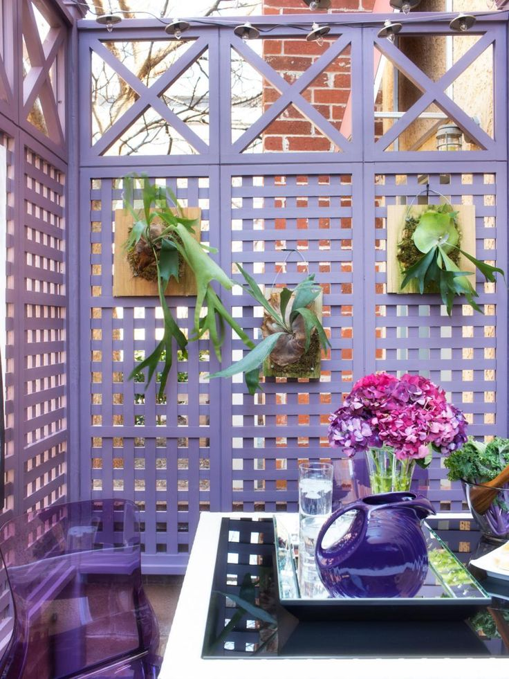 Best 168 Best Lattice Projects Images On Pinterest Patio This Month
