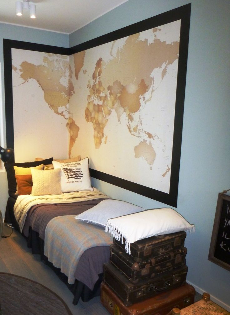 Best 25 Travel Themed Bedrooms Ideas On Pinterest This Month