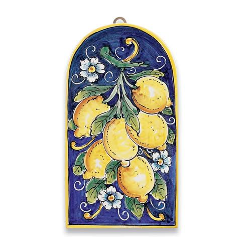 Best Large Arch Shaped Tile Lemons Ceramics Ceramic Wall This Month