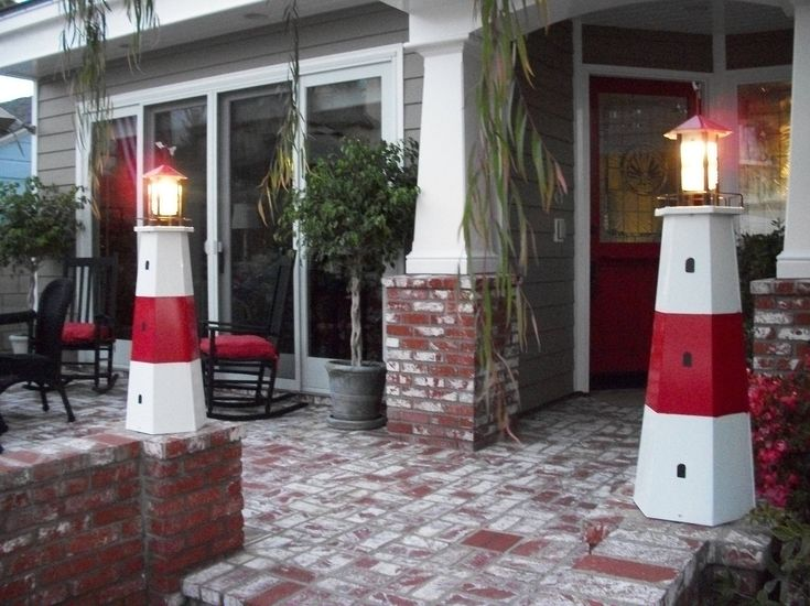 Best 25 Unique Lighthouse Decor Ideas On Pinterest This Month