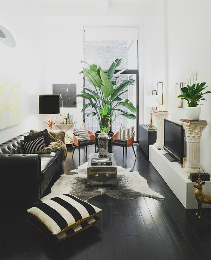 Best 25 Black Leather Sofas Ideas On Pinterest Living This Month