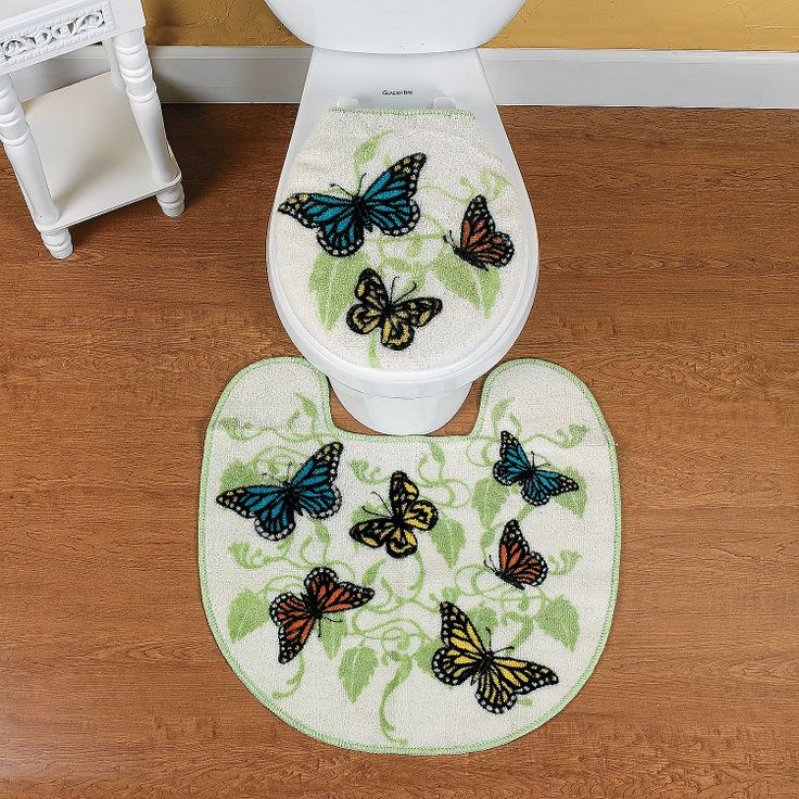 Best 25 Butterfly Bathroom Ideas On Pinterest Feminine This Month