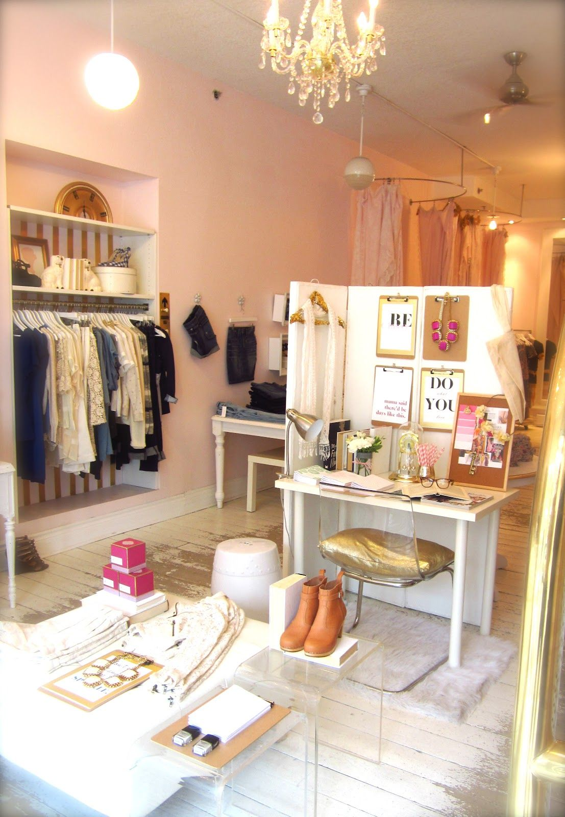 Best Love The Look Beautiful Shop Layouts By Blush Shop This Month