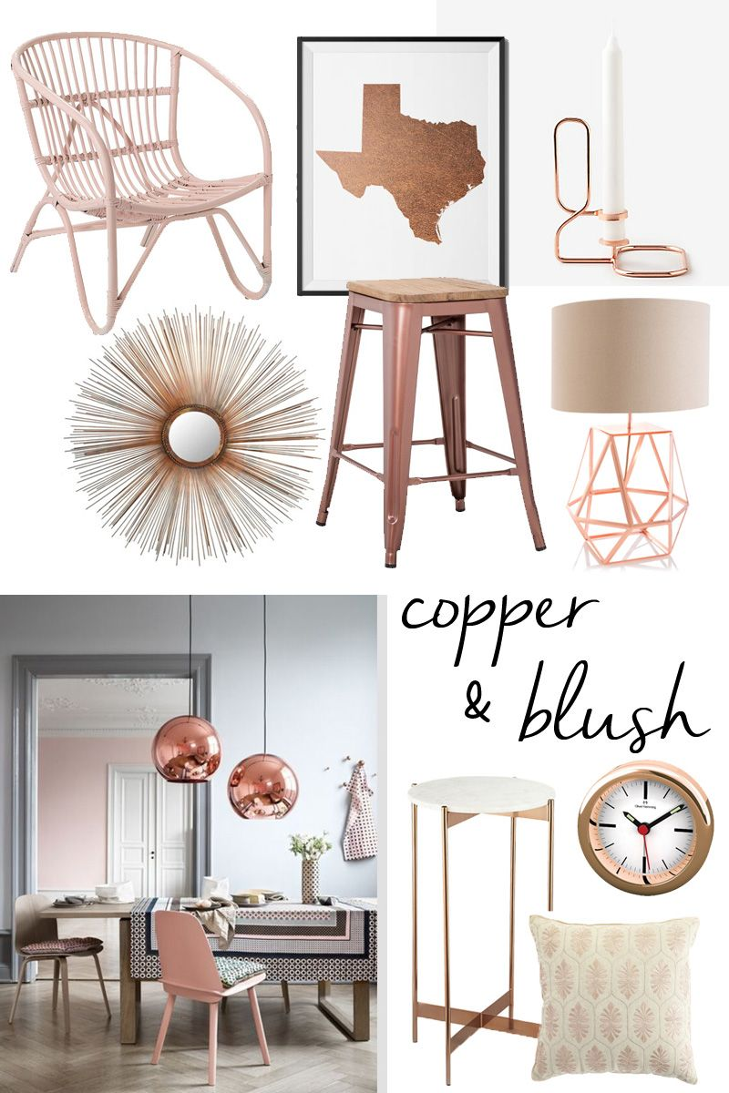 Best Copper Blush Accents The Lv Guide For The Home This Month