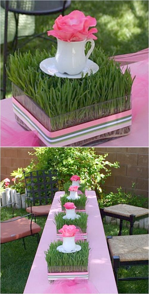 Best Ever So Fun Inexpensive Table Centerpieces Perfect For This Month