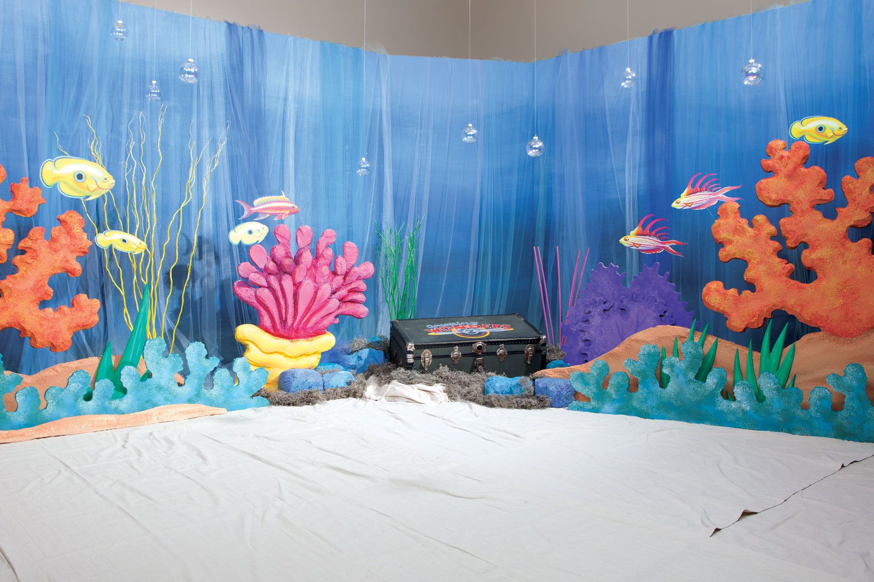 Best Making Under The Sea Decorations Tip 1 Use Lots Of This Month