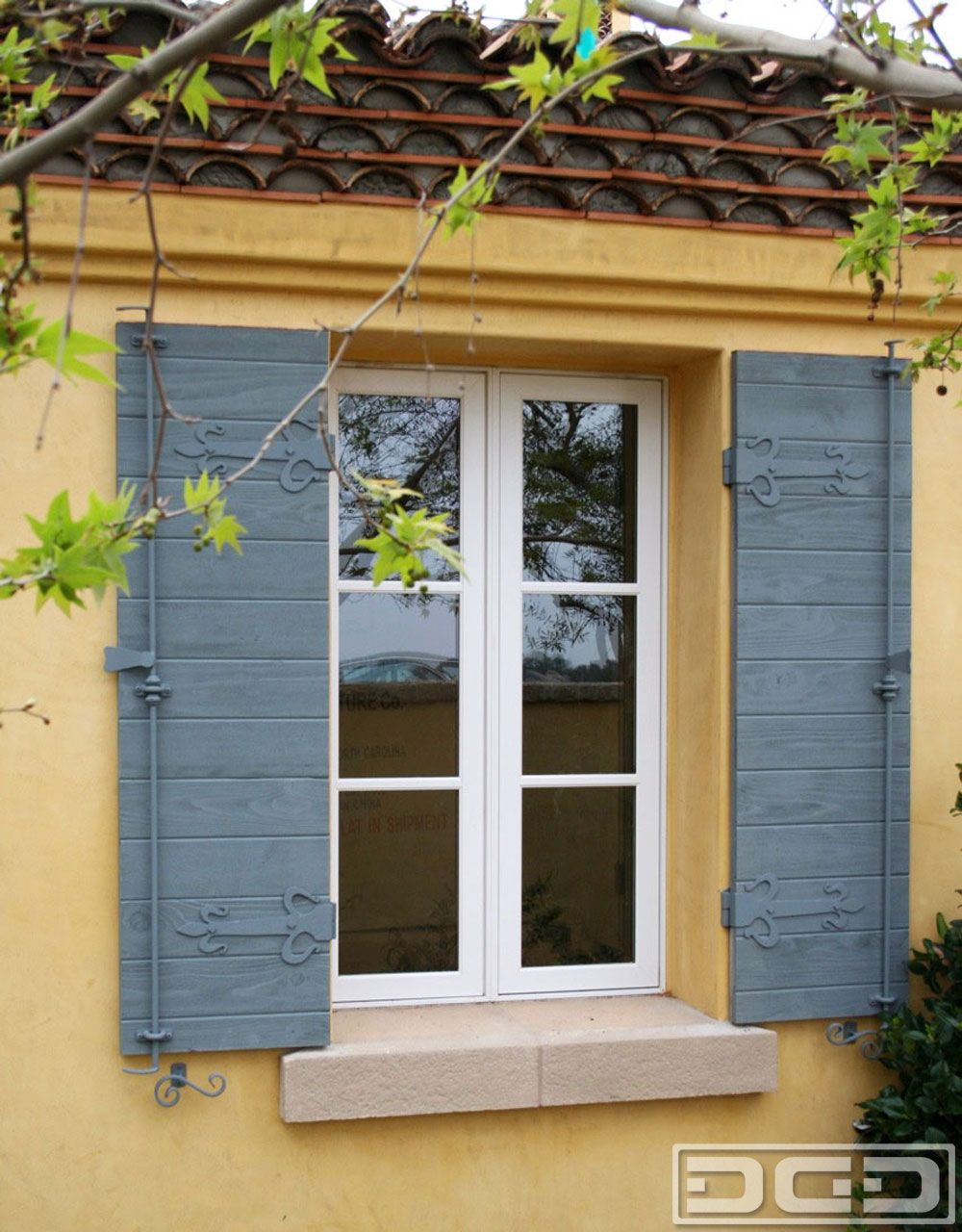 Best French Exterior Shutters Door Decorative Designer This Month