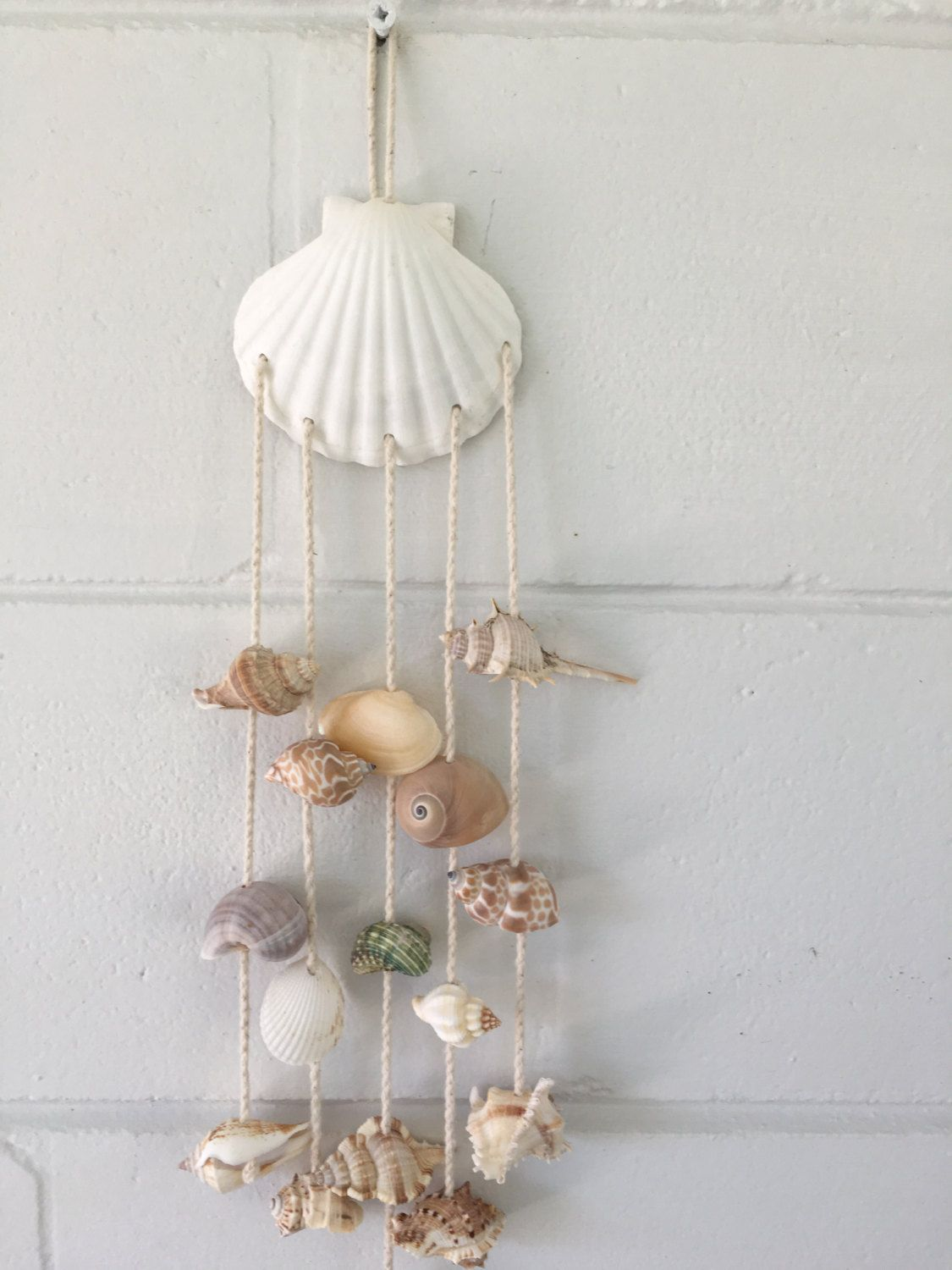 Best Summer Sale Sea Shell Hanging Wind Chime Sea Shells This Month