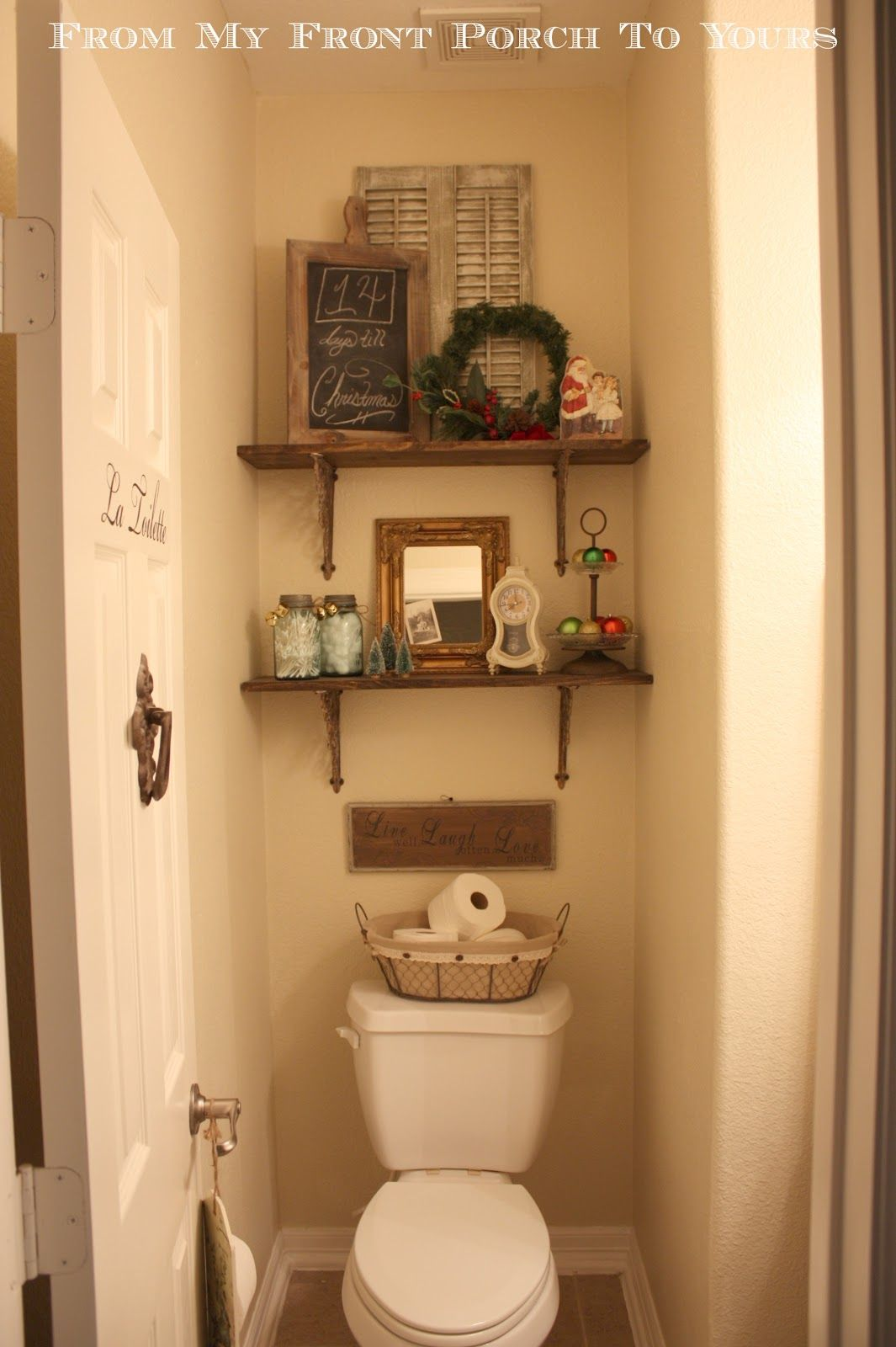 Best Half Bathroom Reveal For The Home Half Bathroom Decor This Month