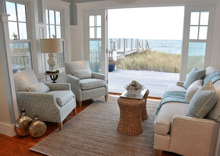 Best Coastal Sitting Room With Ocean View Lower Level In 2019 This Month