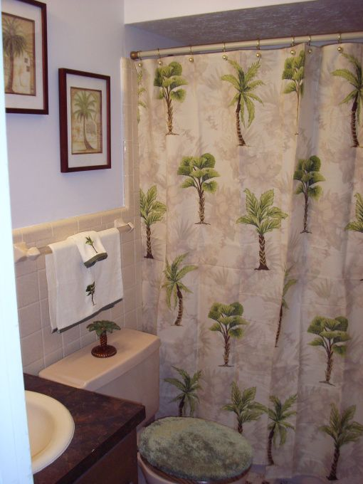 Best Palm Tree Decorating Ideas Palm Tree Bath Bathroom This Month