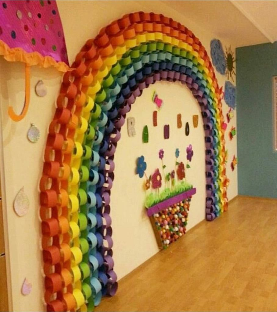 Best It Is A Nice Wall Decoration Idea For Kids Room Or This Month
