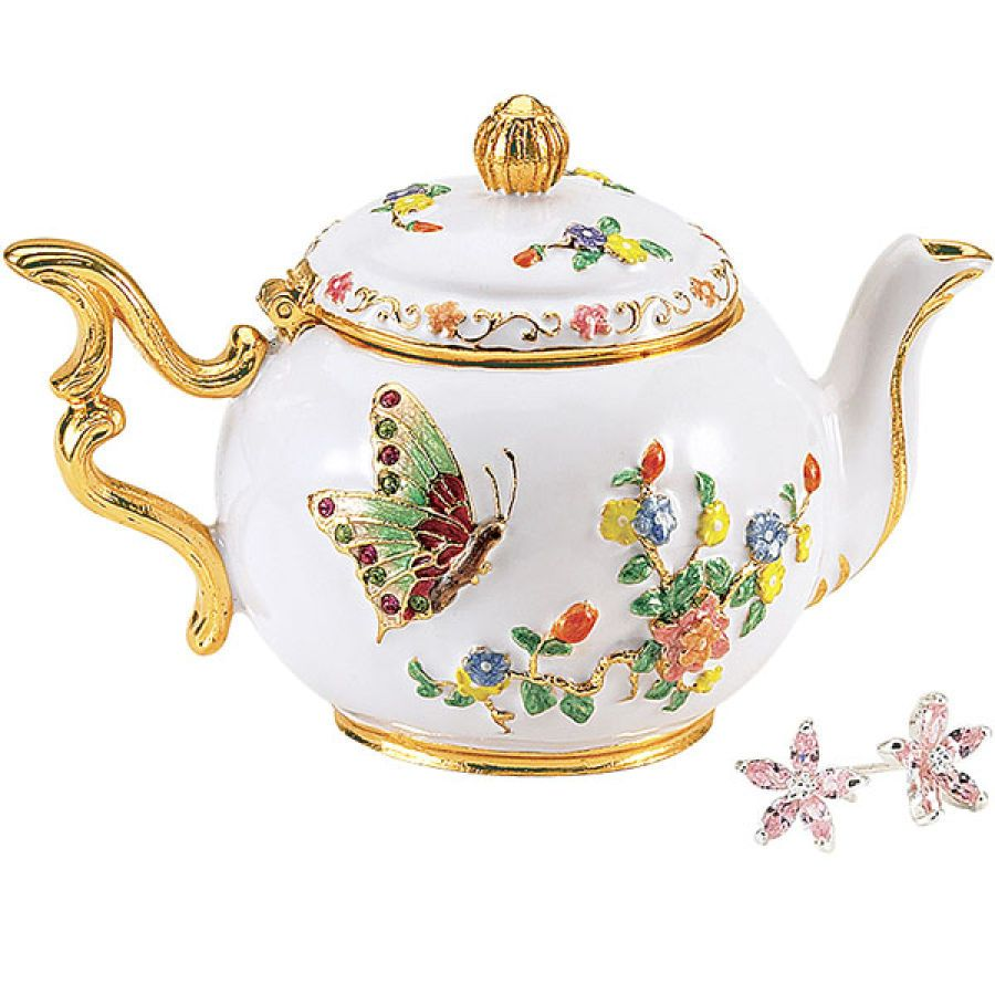 Best Butterfly Teapot Box Furniture Home Decor And Home This Month