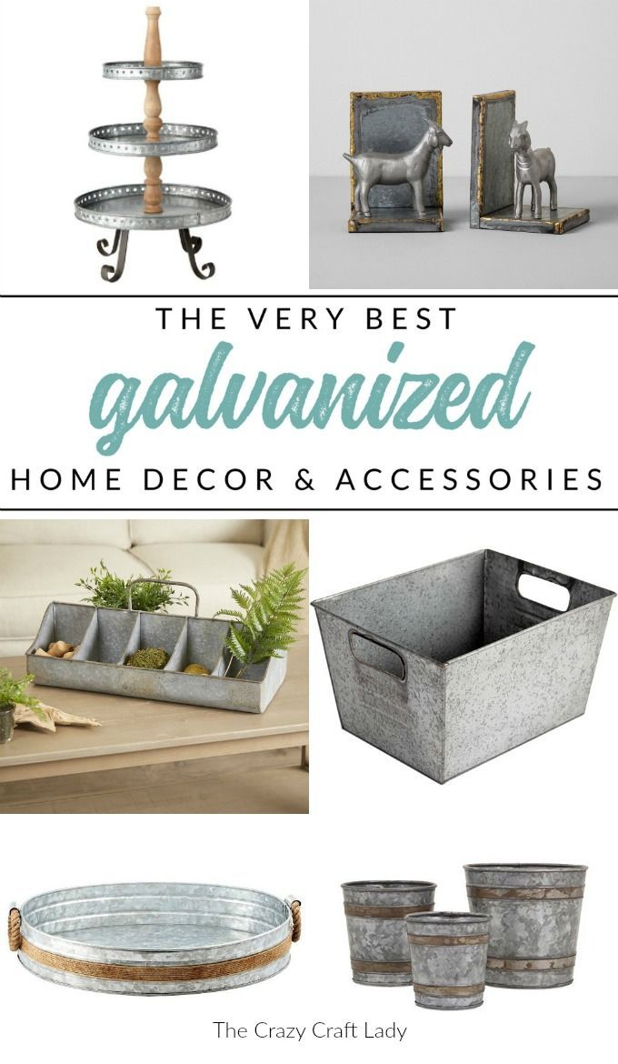 Best Where To Find The Best Galvanized Decor And Home This Month