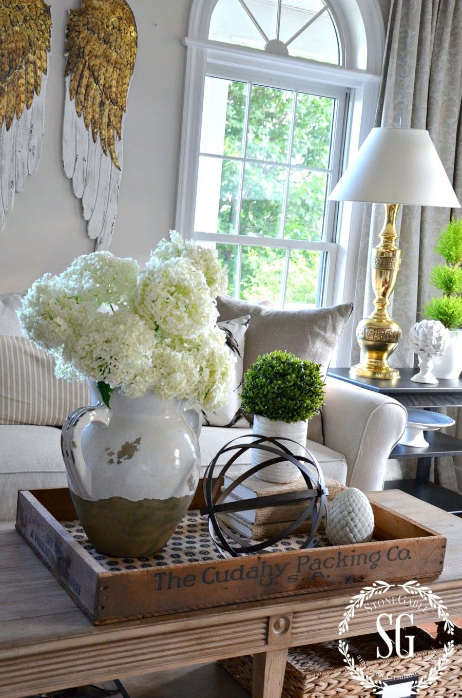 Best Bhome Summer Open House Tour Home Decor Decorating This Month