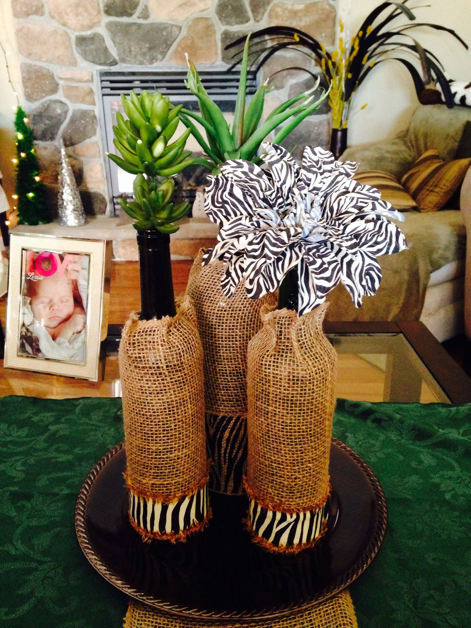 Best Safari Inspired For Work Centerpiece My Projects In This Month