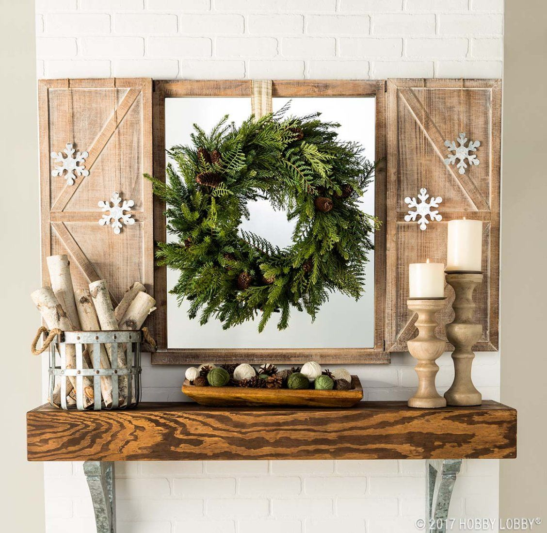 Best This Winter Incorporate Earthy Elements Into Your Decor This Month