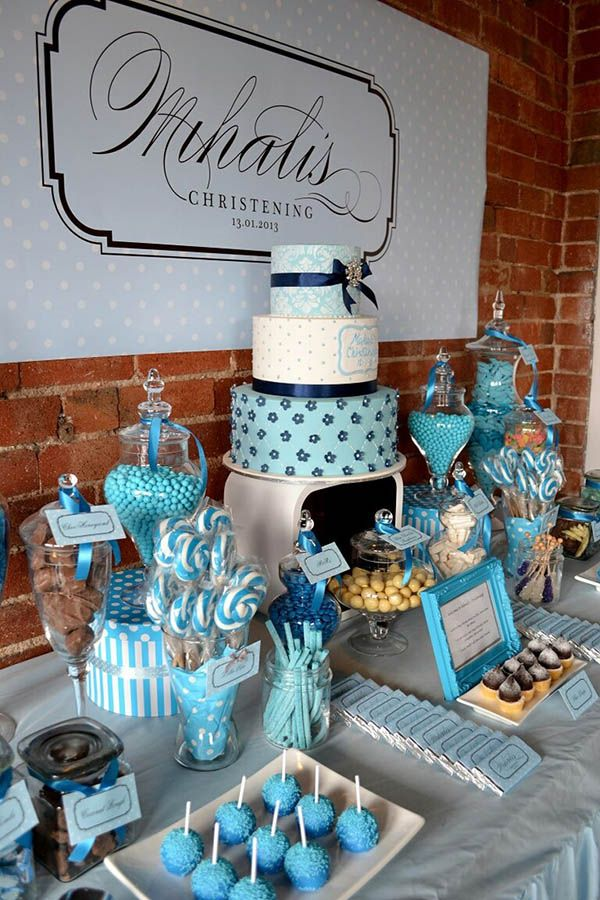 Best Baptism And Christening Parties We Love Christening This Month