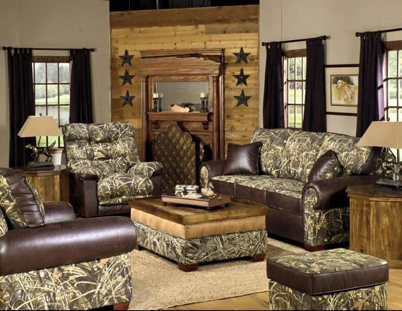 Best Realtree Max 4 Furniture Our Cozy Home Camo Living This Month
