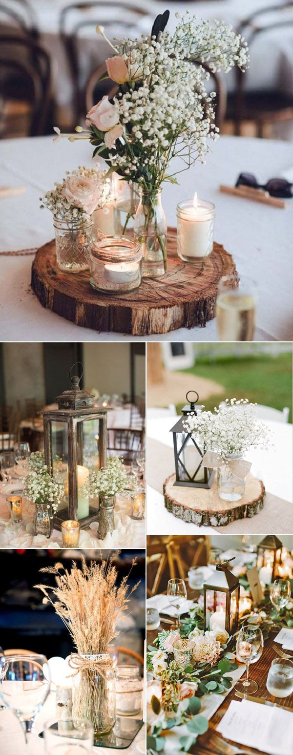 Best 32 Rustic Wedding Decoration Ideas To Inspire Your Big Day This Month