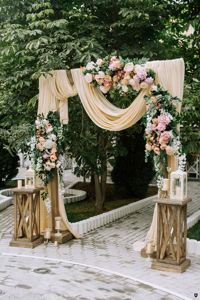 Best 25 Inspirational Wedding Ceremony Arbor Arch Ideas For This Month