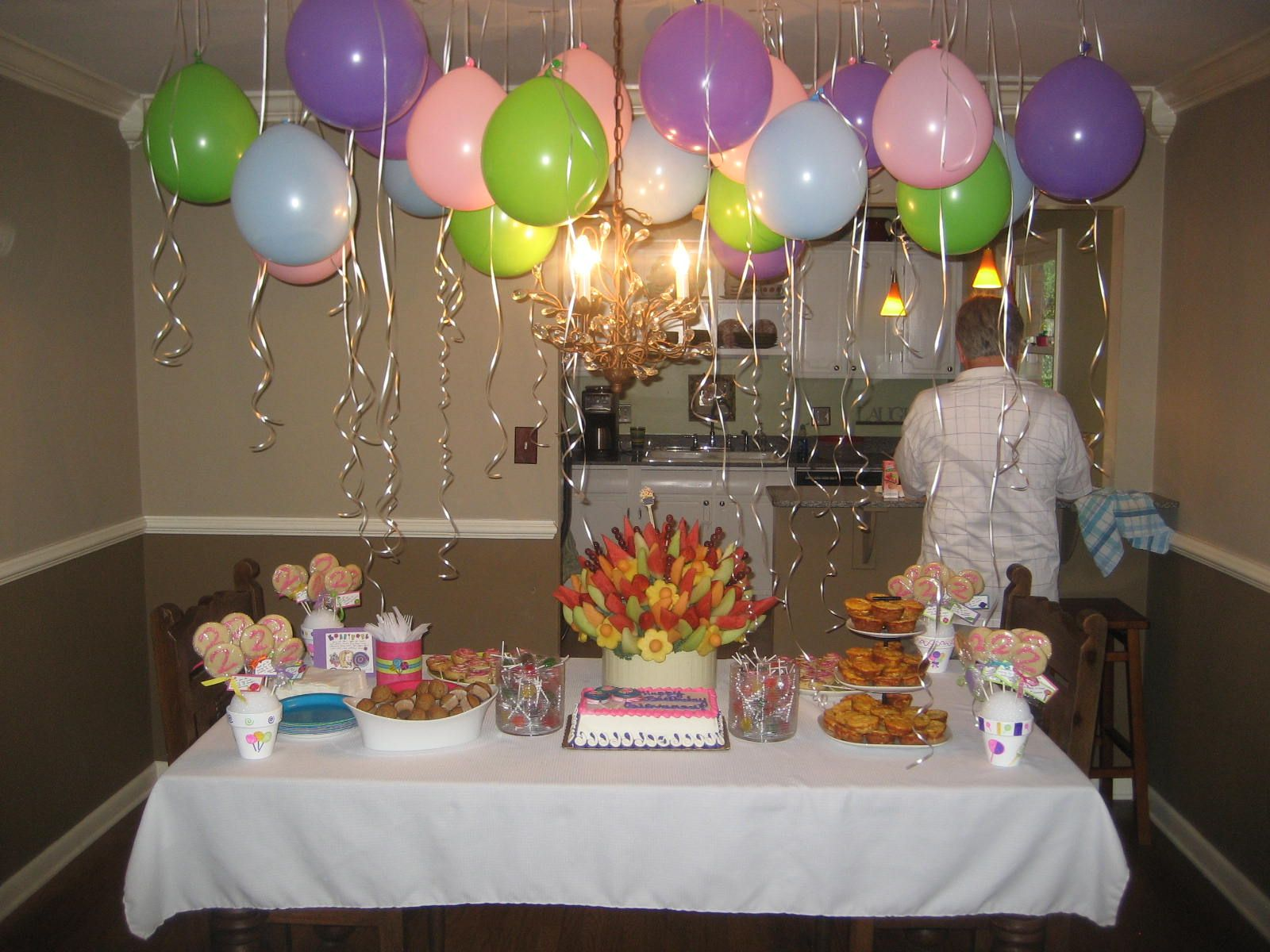 Best Balloons Hanging From Ceiling Party Ideas Birthday This Month