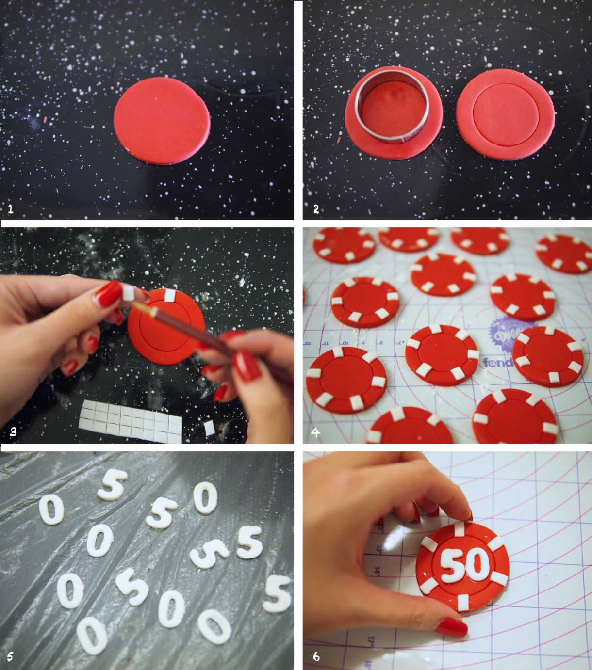 Best Diy Poker Chip Decorations Diy Poker Party Decorations This Month