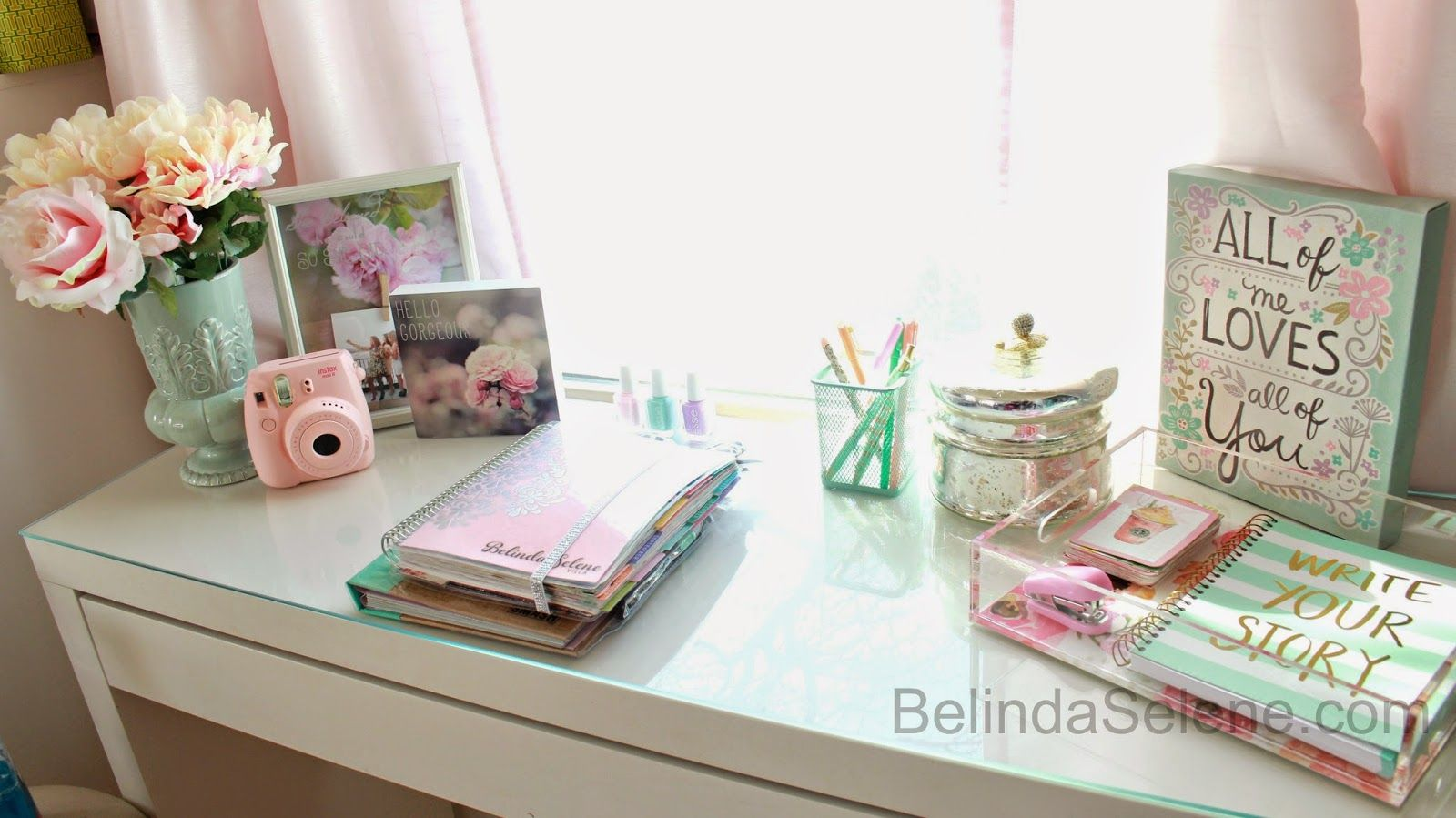 Best Diy Tumblr Inspired Office Desk Space Apartment Room This Month