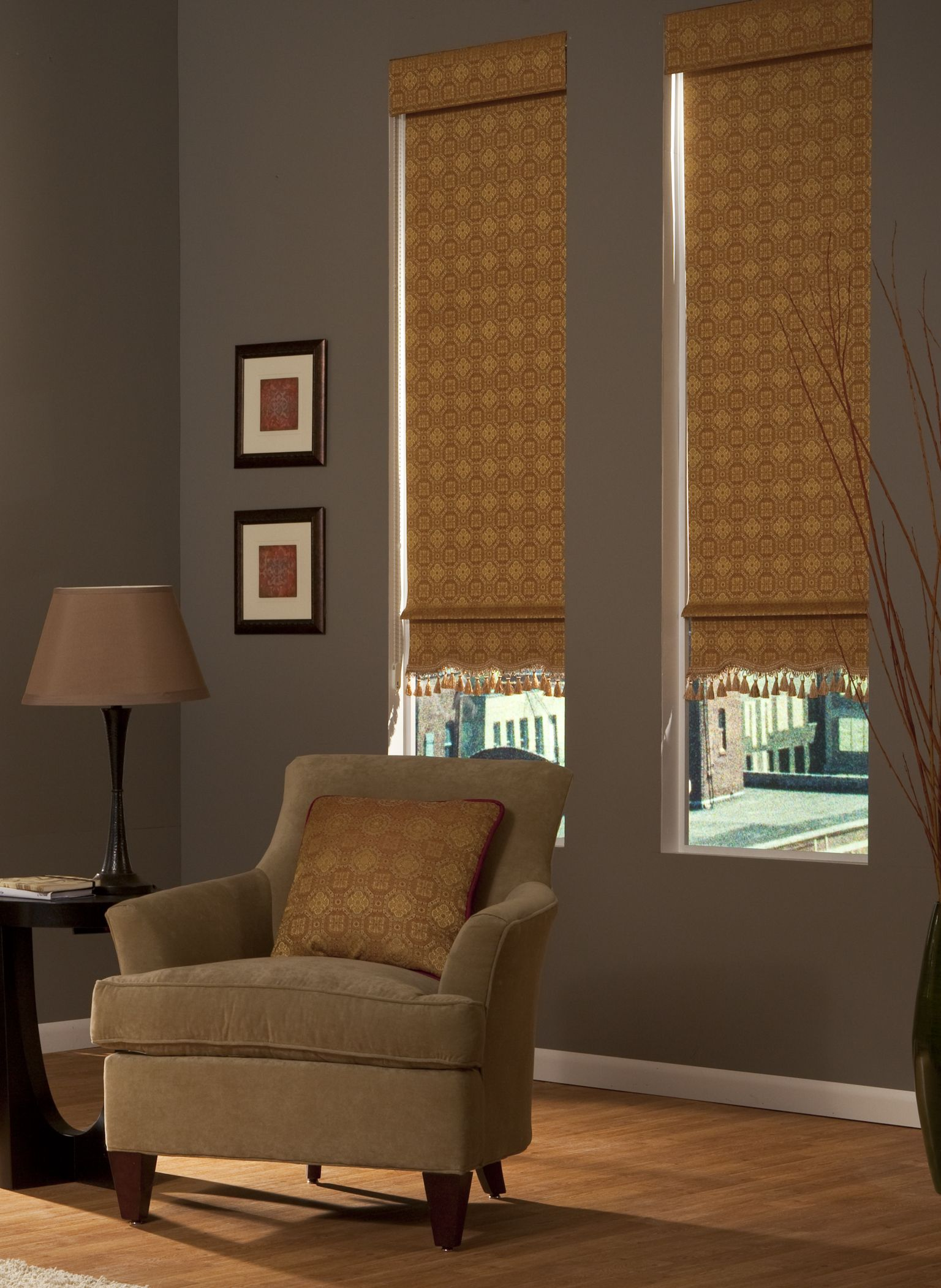 Best Add Extra Flair With Decorative Roller Shades Featuring A This Month
