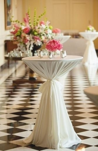 Best Classic White Cocktail Table In 2019 Wedding And Events This Month