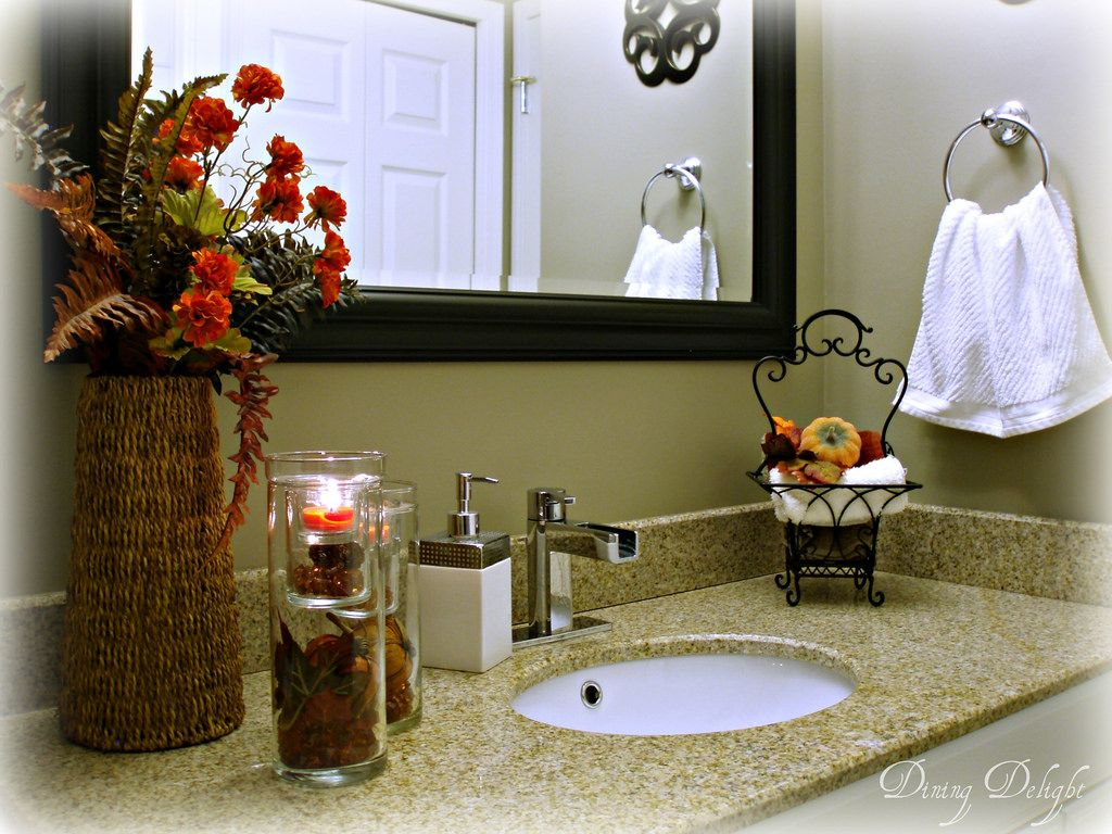 Best Fall Bathroom Decorating Ideas Pin Your Best Pins Diy This Month