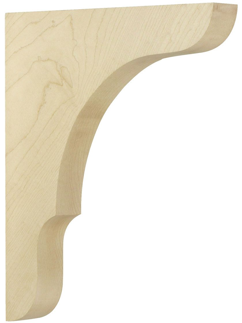 Best Large Maple Shelf Bracket 11 X 9 X 1 1 2 In 2019 This Month