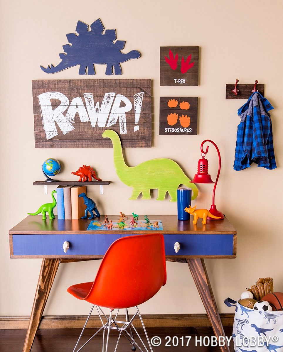 Best This Darling Dino Decor Is Perfect For Any Little Explorer This Month