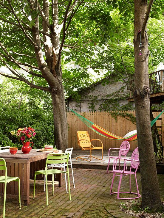 Best Colorful Backyard Decorating Ideas Pretty Patios This Month