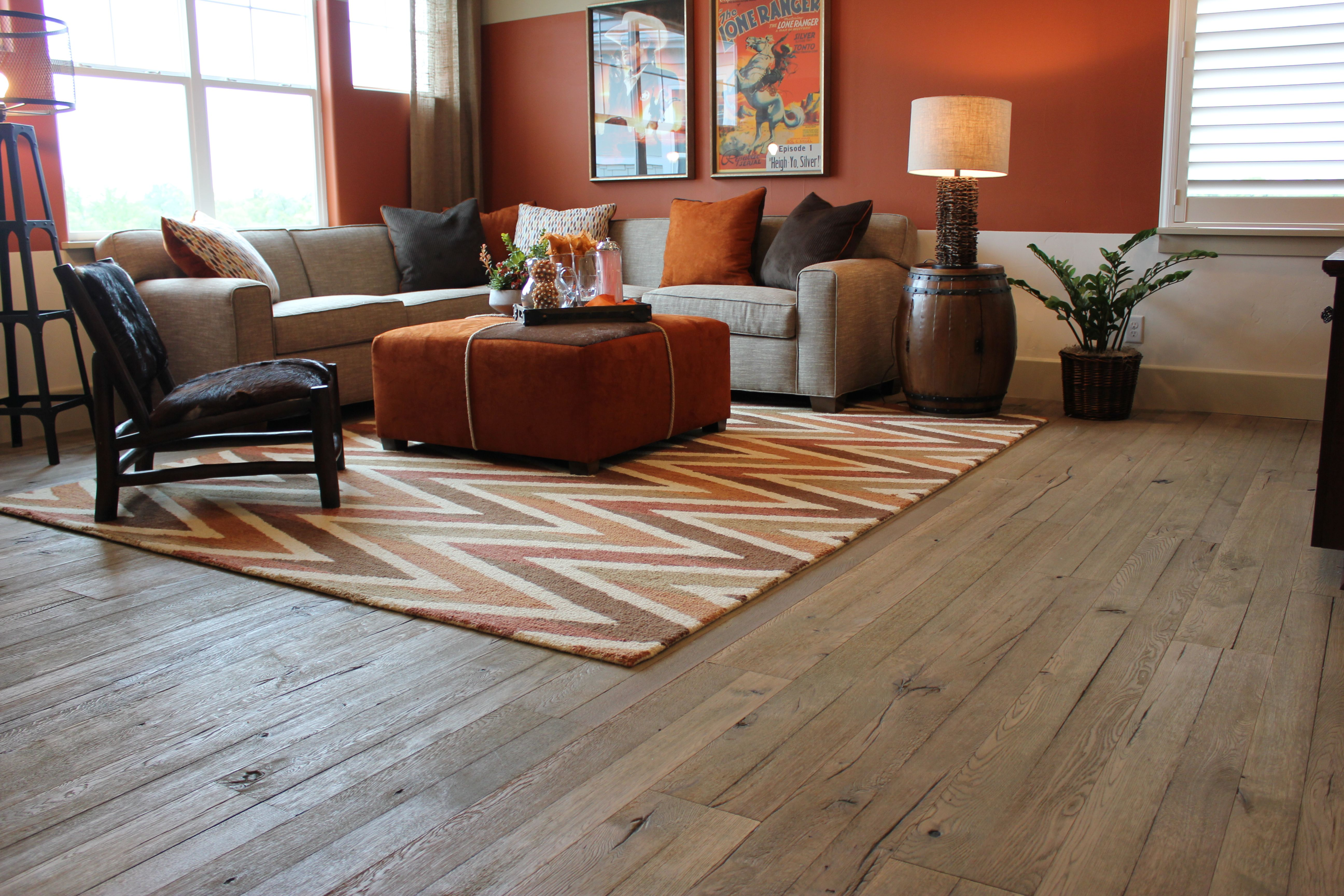 Best Duchateau Hardwood Flooring And Area Rug Installed At Tim This Month