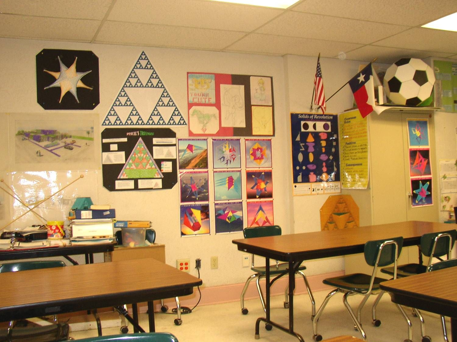 Best Inspiring Math Classroom Decorations Love The Ball A This Month