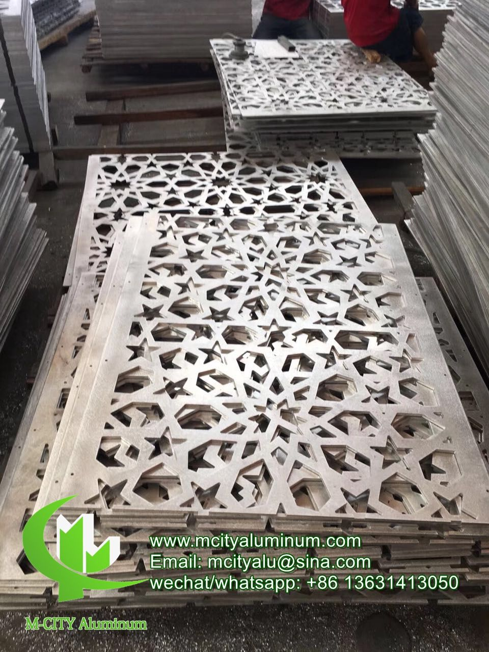 Best Aluminum Perforated Panel Hollow Decorative Sheet Laser This Month