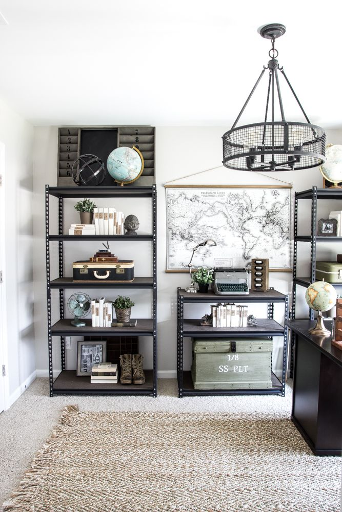 Best Industrial Military Office Reveal Home Design This Month