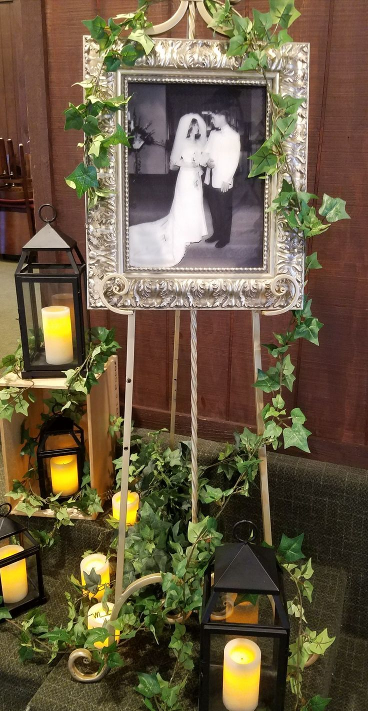 Best Gorgeous Display At Entry To 50Th Anniversary Dinner This Month