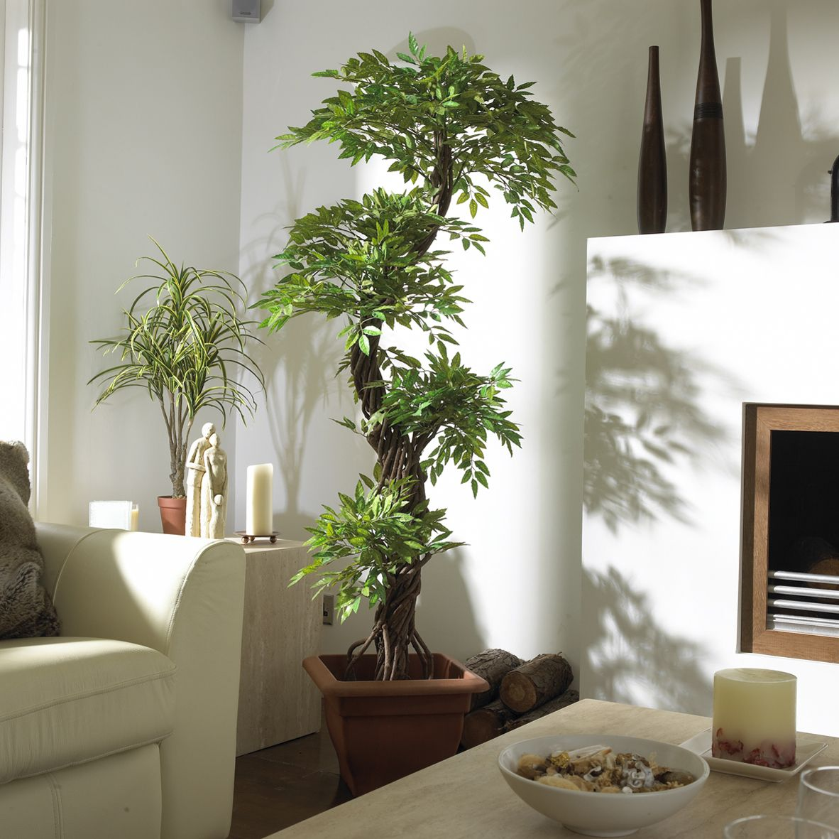 Best Japanese Fruticosa Artificial Tree Looks Amazing In Any This Month