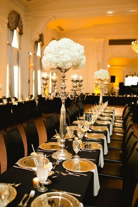 Best 54 Black White And Gold Wedding Ideas Gold Black And This Month