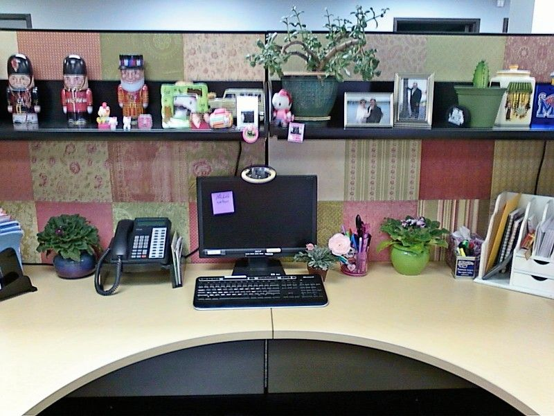 Best Classy Cubicle Decorating Ideas Billingsblessingbags Org This Month