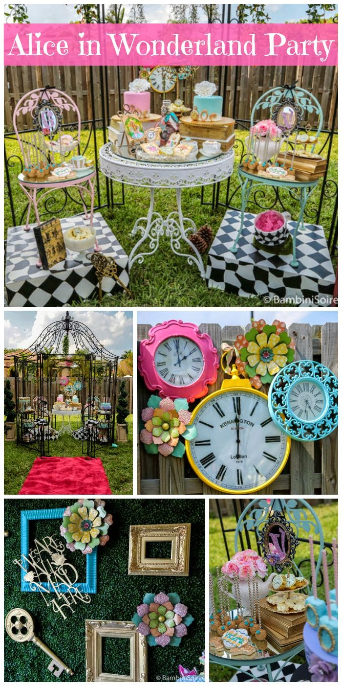 Best 34 Creative Girl First Birthday Party Themes Ideas My This Month