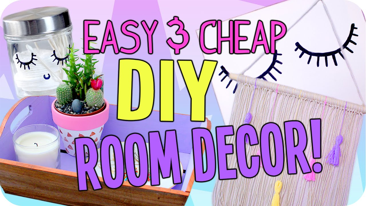 Best Easy Room Decor Diy Decoratingspecial Com This Month