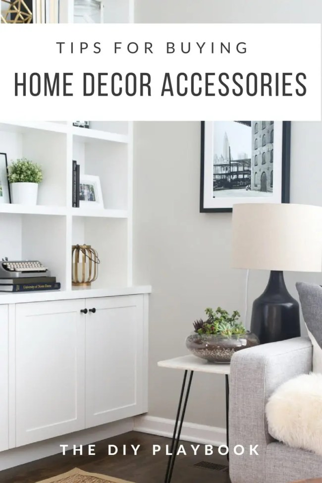 Best 8 Tips To Buy Home Decor Accessories To Decorate With Purpose This Month