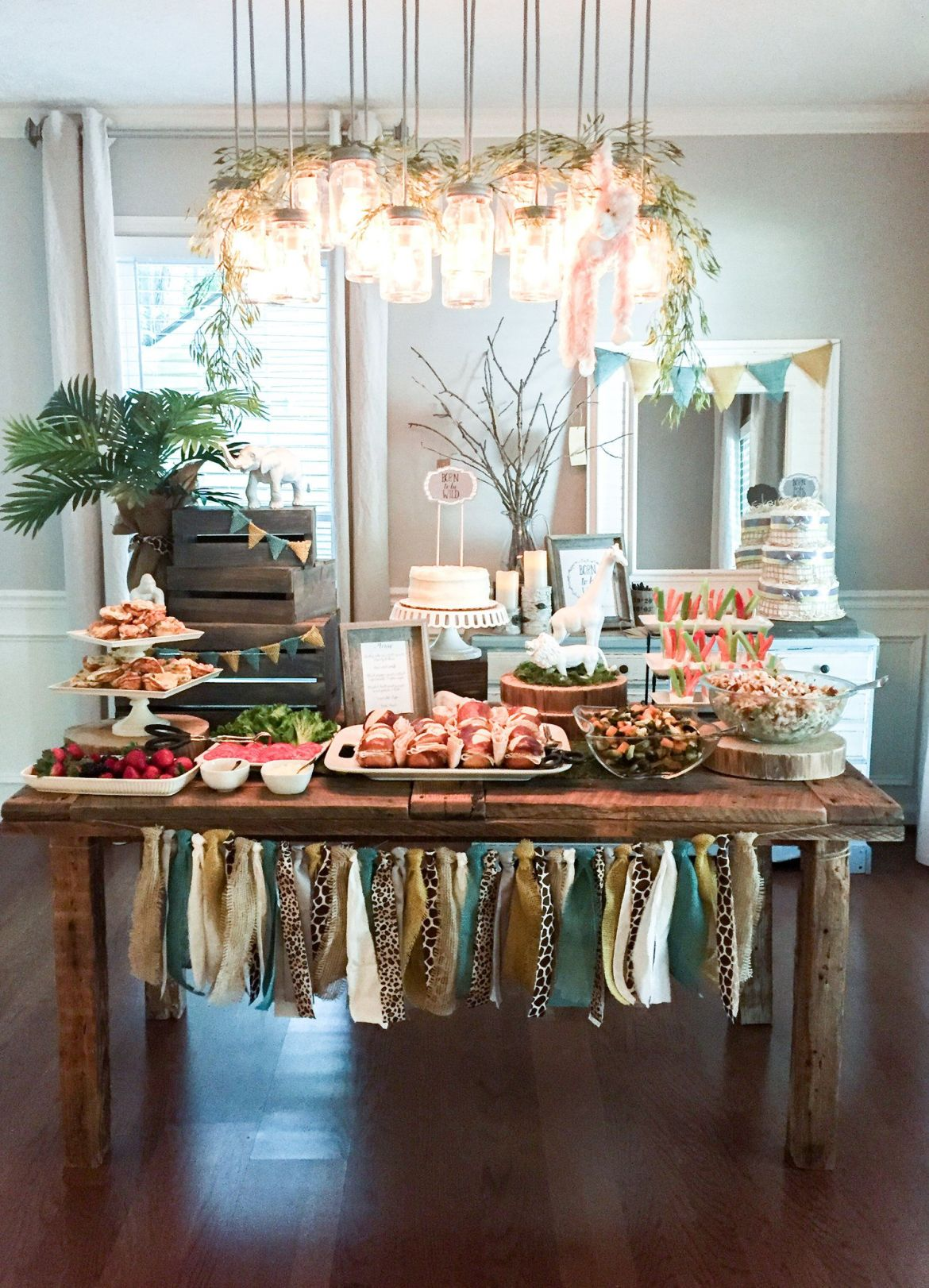 Best Adorable And Unique Safari Baby Shower Ideas On Love The Day This Month