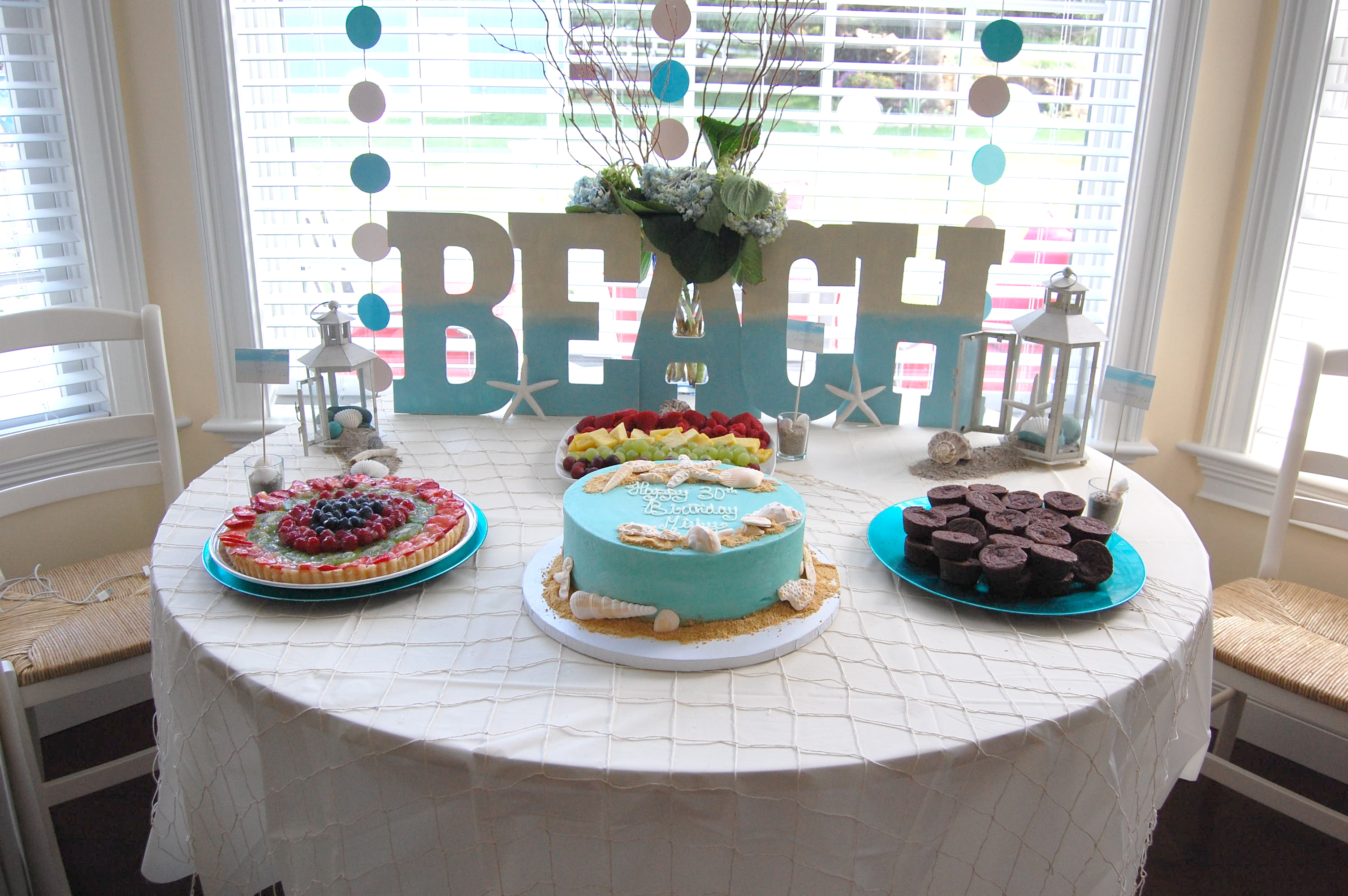 Best Beach Theme Party – Made2Style This Month