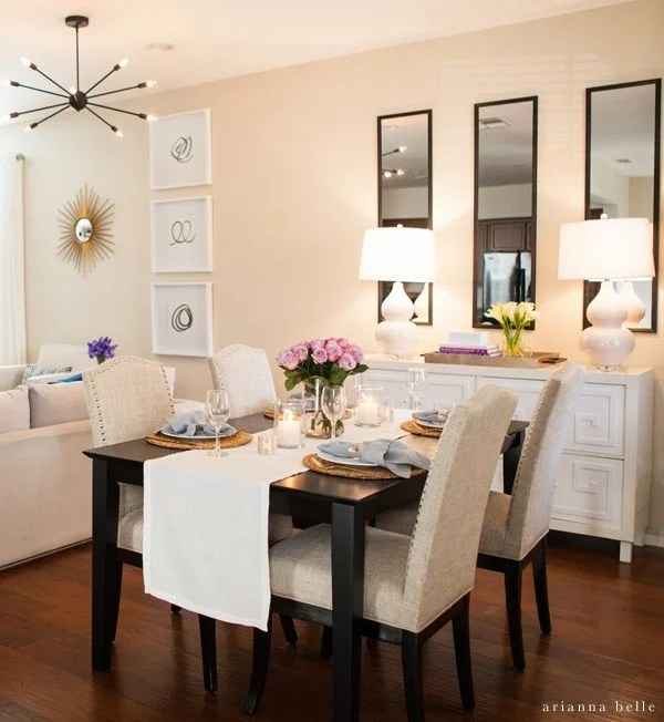 Best 20 Small Dining Room Ideas On A Budget This Month